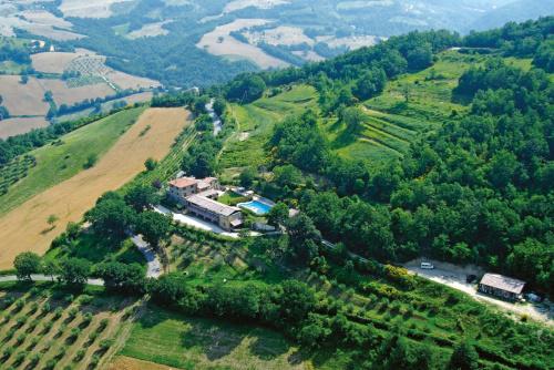 Agriturismo i Valfabbrica