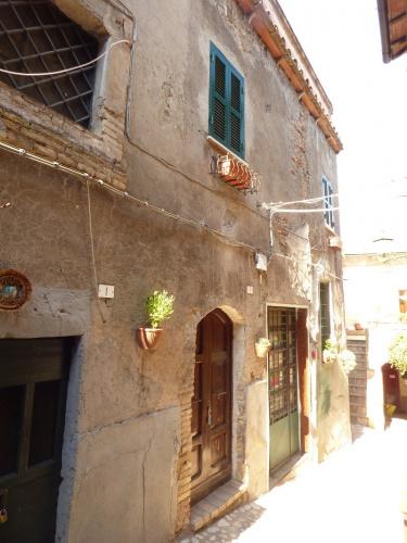 Historisch appartement in Collevecchio