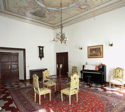 Palast in Magliano Sabina