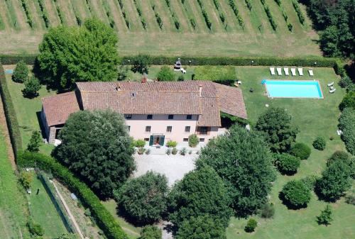 Casa de campo en Lucca