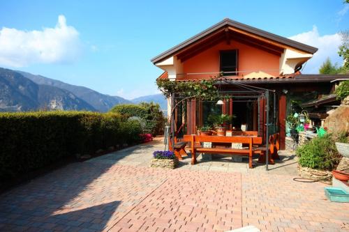 Villa i San Bernardino Verbano
