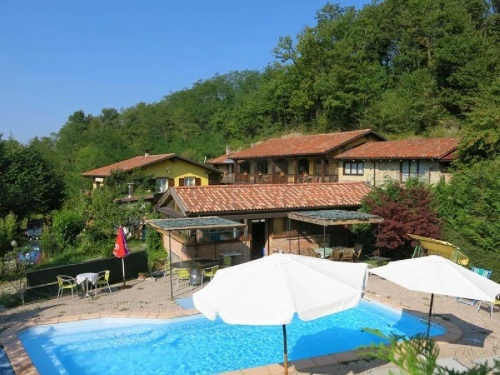 Villa i Serravalle Langhe