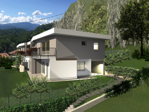 Apartment in Besozzo