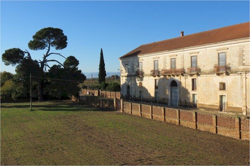 Historiskt hus i Scanzano Jonico