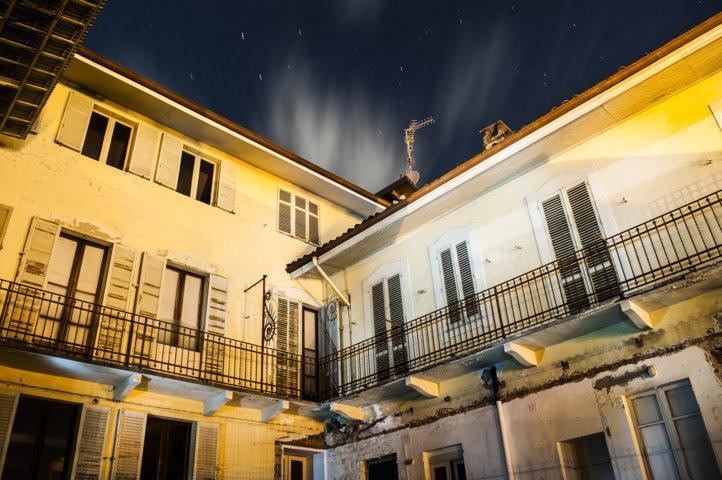 Historisches Haus in Biella