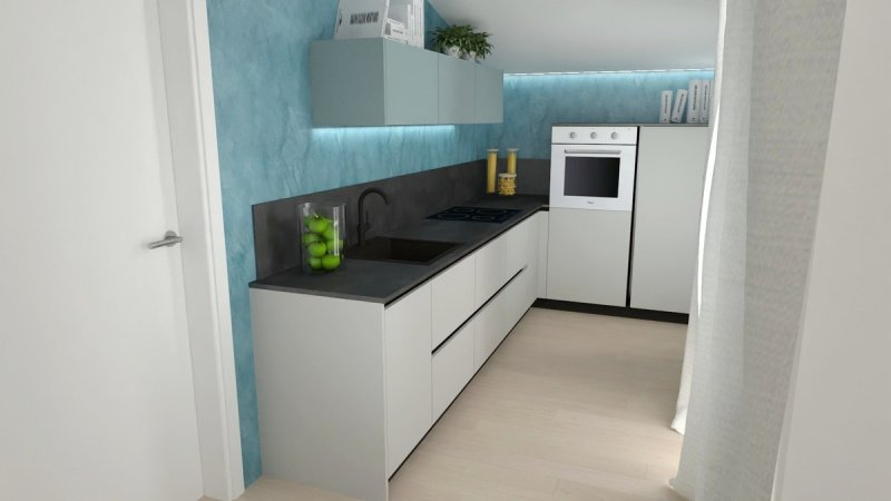 Apartamento independente em Idro