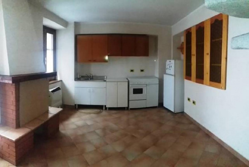 Fristående lägenhet i Anfo