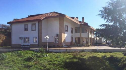 Hus i Rignano Flaminio