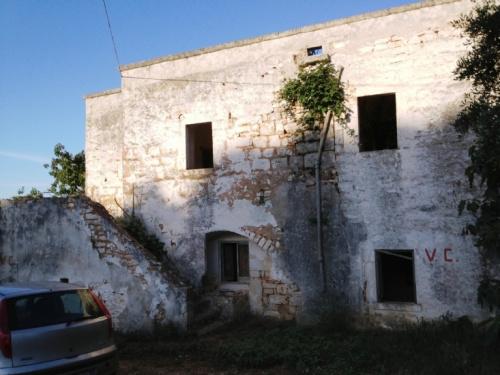 Gehöft in Ceglie Messapica