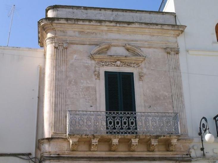 Palácio em Ceglie Messapica