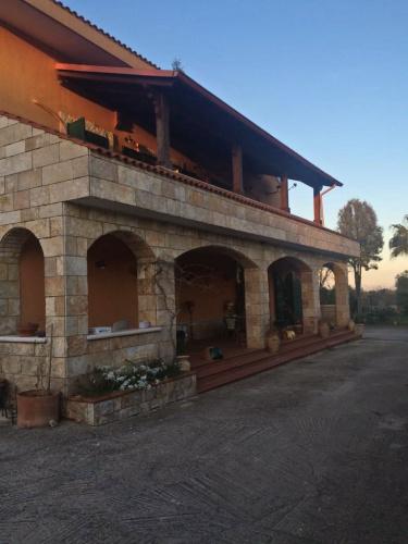 切列梅萨皮卡别墅