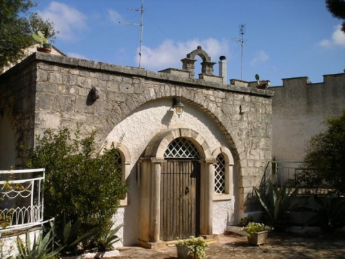 Erfgoedlijst in Ceglie Messapica
