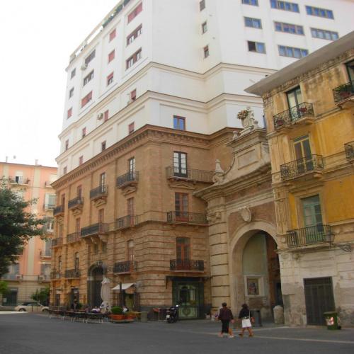 Historisches Appartement in Salerno
