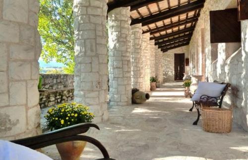 Kloster i Sellano