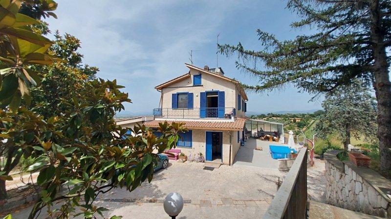Detached house in Monterotondo