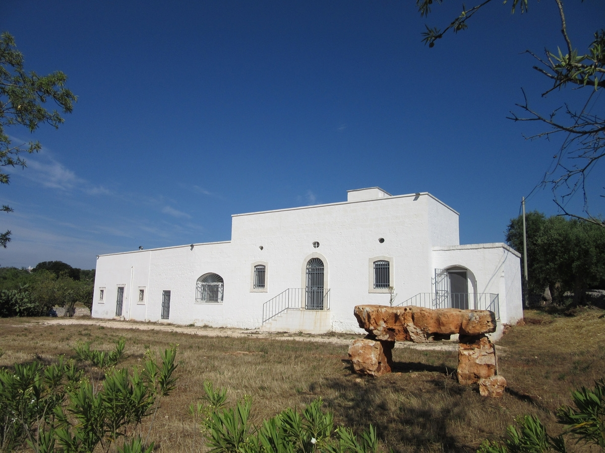 Casa histórica em Ostuni