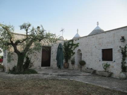 Historisches Haus in Cisternino