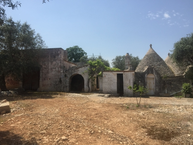 Bauernhaus in Castellana Grotte