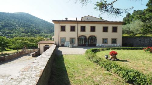 Villa en Lucca