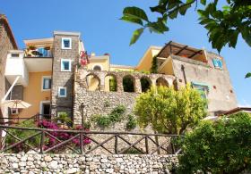 Casa histórica en Massa Lubrense