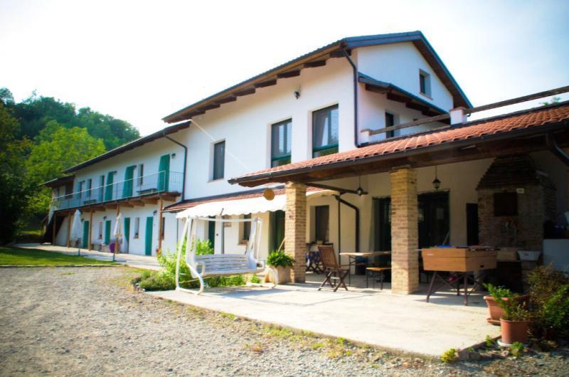 Hus på landet i Cavagnolo