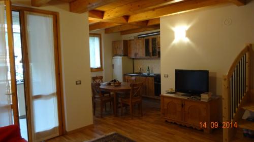 Wohnung in Caspoggio