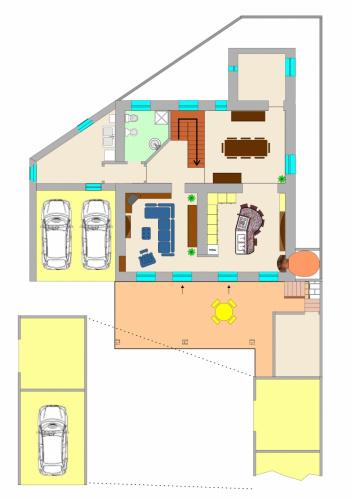 House in Mezzomerico