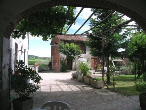 Casa histórica en Villadeati