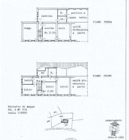 Landhaus in Cortazzone