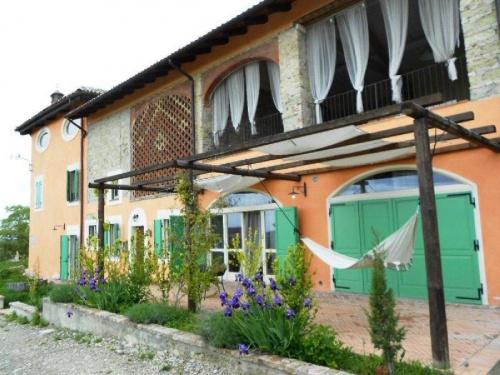 Country house in Ponzano Monferrato