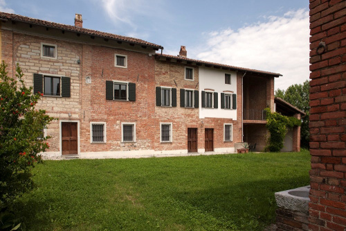Landhaus in Alfiano Natta