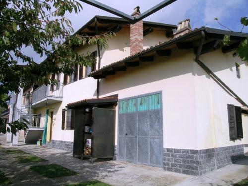 Exploitation agricole à Alfiano Natta