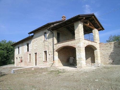 Bauernhaus in Gabiano