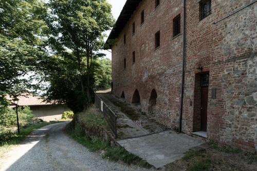 Historisches Haus in Brusasco