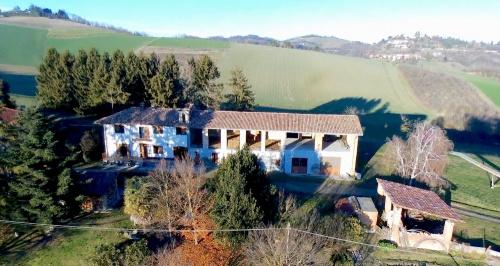 Casa de campo en Robella