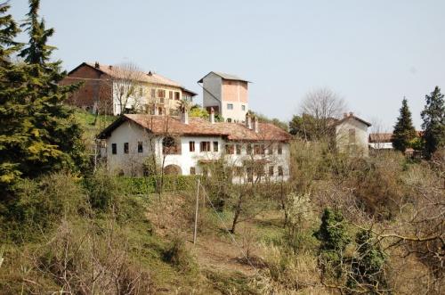 Landhaus in Mombello Monferrato