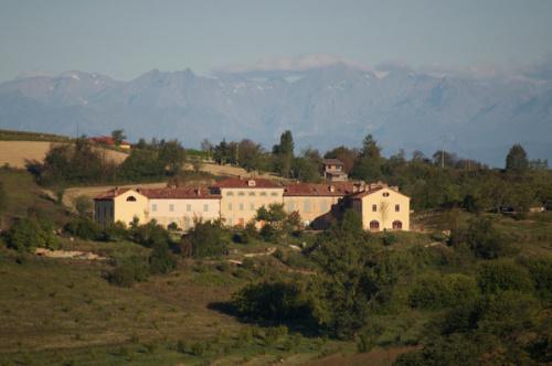 Eigenständiges Appartement in Grazzano Badoglio