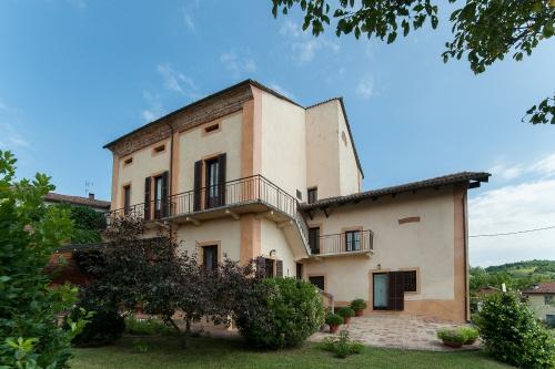Historisches Haus in Refrancore
