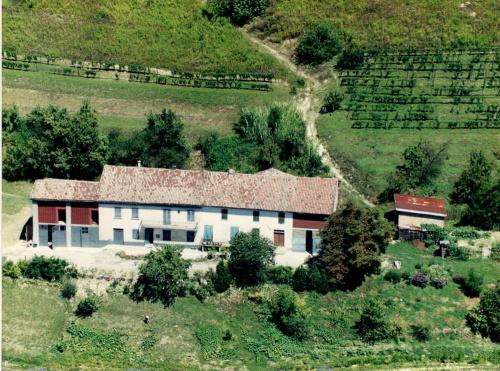 Hus på landet i Ponzano Monferrato