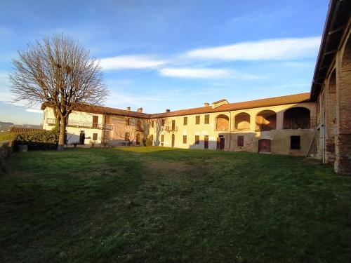 Hus på landet i Calliano