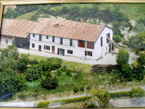 Hus på landet i Cocconato