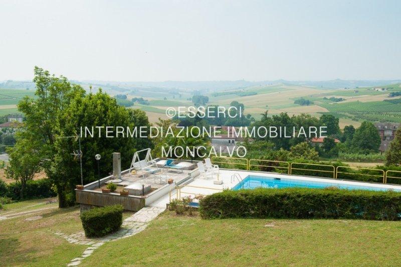 Villa i Casorzo