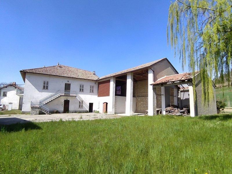 Landhaus in Cereseto
