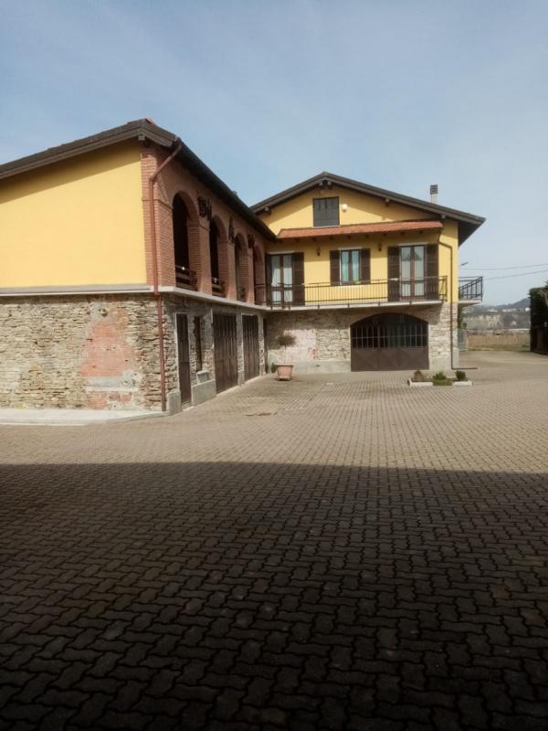 Bauernhaus in Melazzo