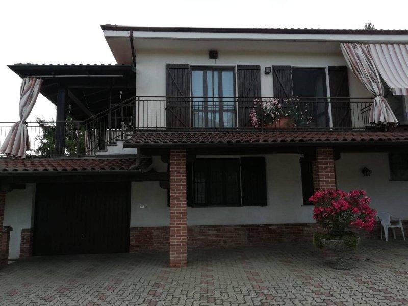 Einfamilienhaus in Montiglio Monferrato