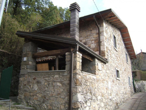 Detached house in Minucciano
