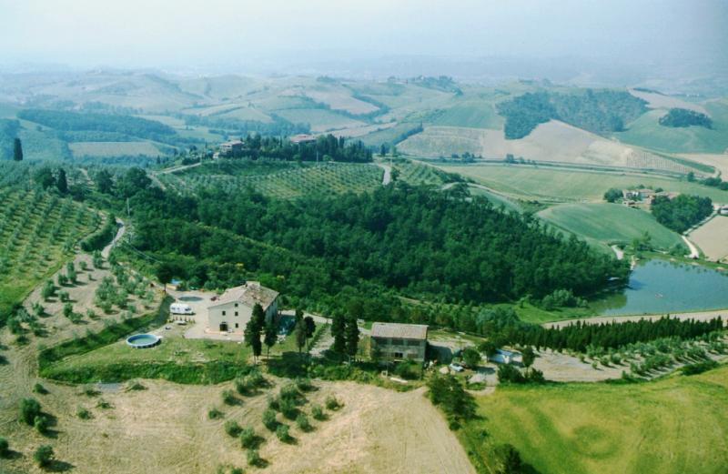 House in Certaldo