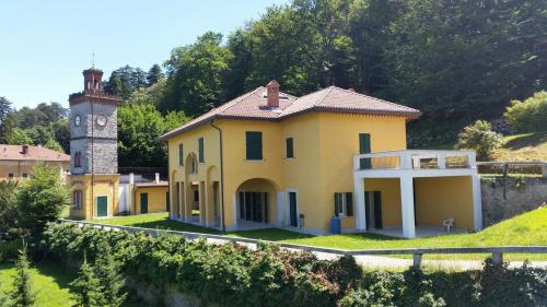 Wohnung in Gozzano