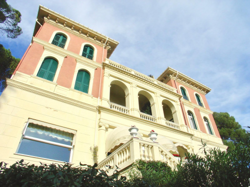 Historisches Haus in Santa Margherita Ligure