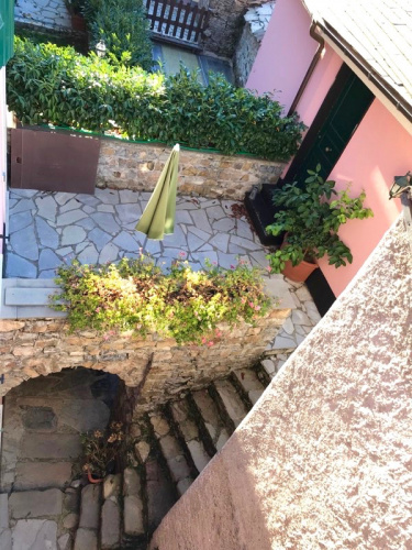 Country house in Lavagna